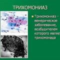 Симптомы и лечение трихомониаза у мужчин и женщин