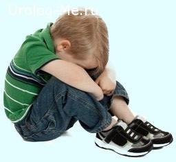 Дизурия у детей