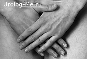 Боль при половом акте внизу живота