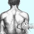 Положительный и отрицательный симптом Пастернацкого